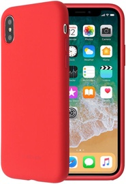 So Seven Smoothie Back Case For Apple iPhone 7/8 Red