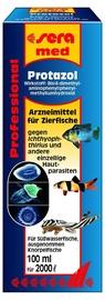 Препарат от глистов в аквариуме Sera Tremazol 100ml