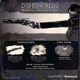 Dishonored 2 Assassin's Pack PS4