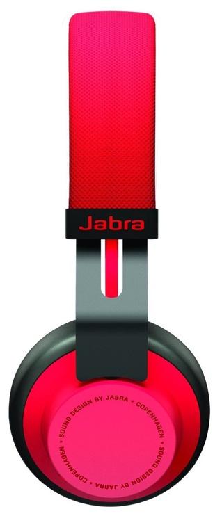Ausinės Jabra Move Wireless Red