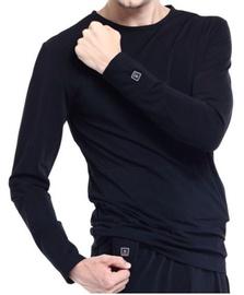 Glovii Heated Sweatshirt M Black