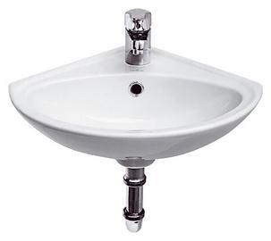 Cersanit Sigma Sink 365x340 White