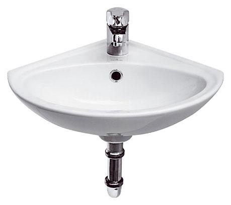 Раковина Cersanit Sigma Sink 365x340 White