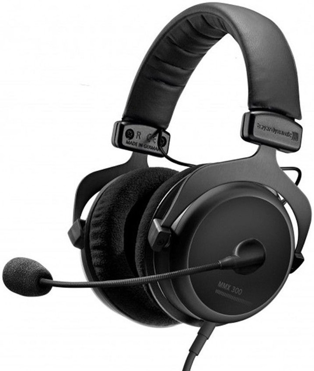 Beyerdynamic MMX 300 Over-Ear Gaming Headset Black