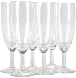 Šampanieša glāze Maku Flute 010191, 6 gab.