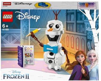 Konstruktorius LEGO Disney Olaf 41169