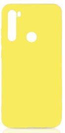 Evelatus Soft Back Case For Xiaomi Redmi Note 8 Yellow