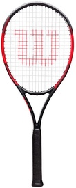 Wilson F-Tek 100 Black/Red
