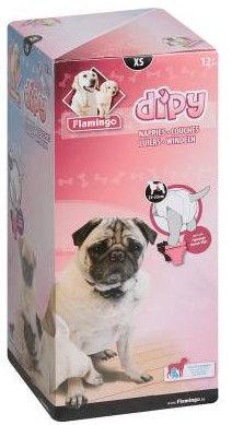 Karlie Flamingo Puppy Dipy Diapers XS