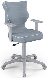Детский стул Entelo Duo Size 6 JS06, синий/серый, 400 мм x 1045 мм