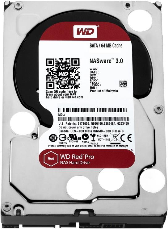 Western Digital Red Pro 4TB 7200RPM SATAIII 256MB WD4003FFBX