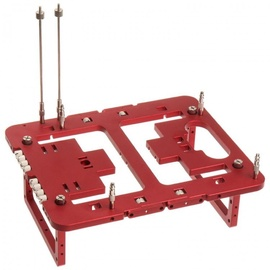Streacom BC1 Mini Open Benchtable Red
