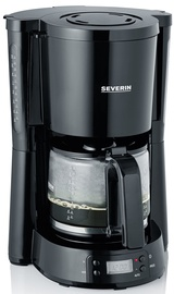 Severin Coffee Maker Black KA 4818