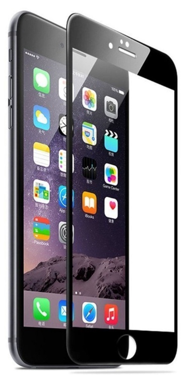 Mocco 5D Full Glue Signature Edition Screen Protector For Apple iPhone 6 Plus/6s Plus Black