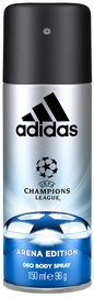 Adidas UEFA Champions League Arena Edition 150ml Deodorant Spray