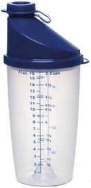 Emsa Superline Mixing Jug With Spout 0.5L Blue 212145504400