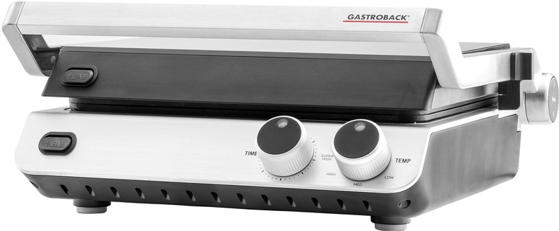 Elektrinis grilis Gastroback Design BBQ Pro 42537