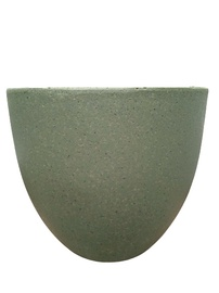 SN Ceramic Flower Pot RP17-286 D25cm Grey