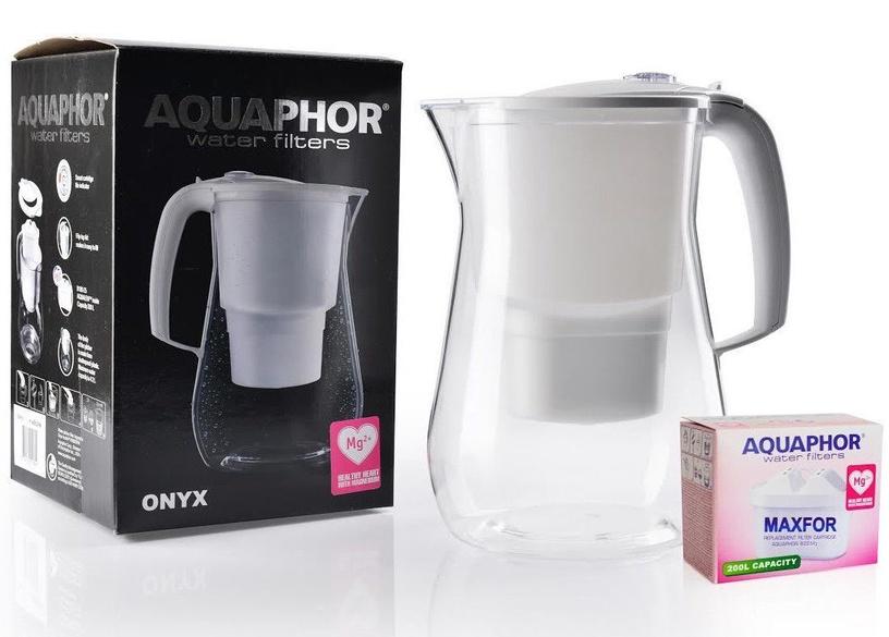 Aquaphor Onyx 4.2l Plus 3 PCS Magnesium Cartridges