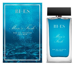 Tualetes ūdens BI-ES Man's Fresh 90ml EDT