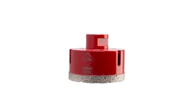 Plytelių gręžimo karūna Rubi 5992, 75 mm