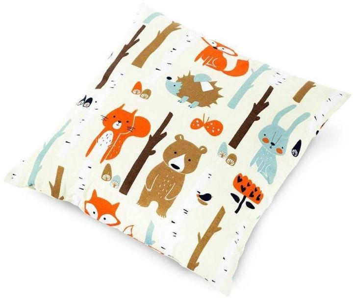 Klups Alberto Mio Pillow Forest Animals