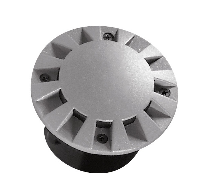 Светильник Kanlux Roger DL-LED12 In-Ground Lamp Fixture Gray