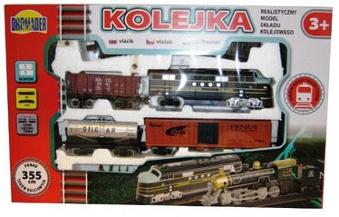 Dromader Train Set With 3 Wagons 5071