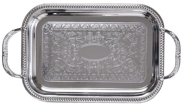 Fissman Serving Tray Chrome 35x24cm 9424
