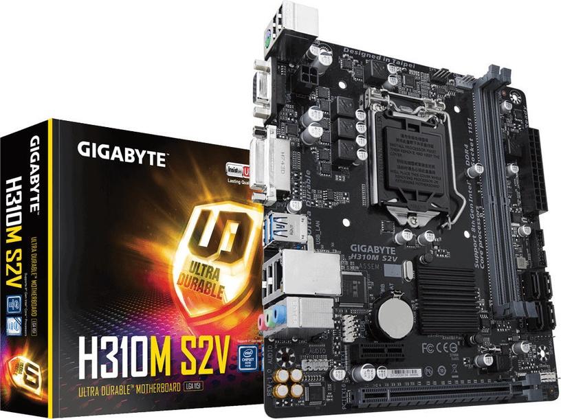 Gigabyte H310M S2V