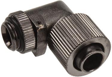"Ohne Hersteller Adapter for 1/4"" Thread / 13/10mm tube Black Nickel II 62143"