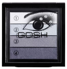 Gosh Smokey Eyes Palette 8g 04