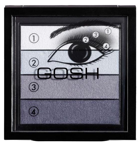 Gosh Smokey Eyes Palette 8g 04