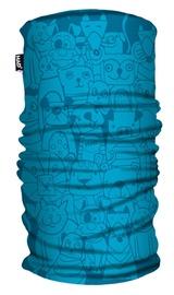 H.A.D. Kids Printed Fleece Tube Pets Blue