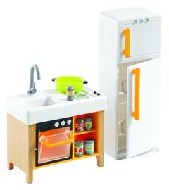 Djeco Doll House Compact Kitchen Set