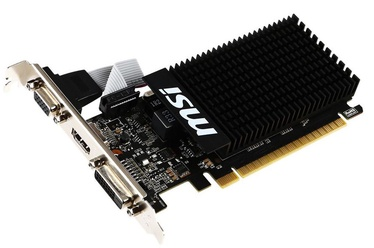 Videokarte MSI GeForce GT 710 GT 710 1GD3H LP 1 GB GDDR3