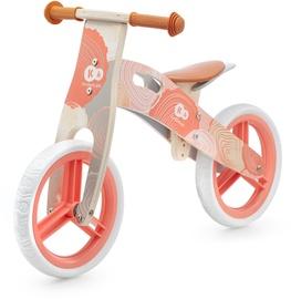 "Balansinis dviratis KinderKraft Runner Nature Coral, oranžinis, 12"""