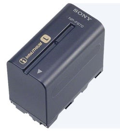 Sony NP-F970 L-Series Rechargeable Battery Pack