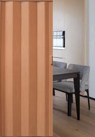 Пластиковая загородка Eko, коричневый/бук, 910 мм x 2030 мм
