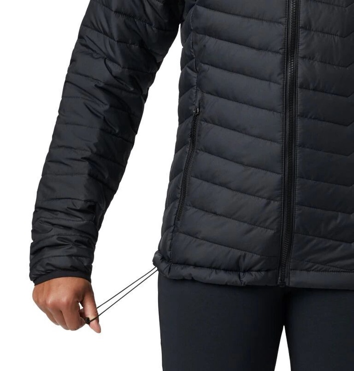 Columbia Powder Lite Womens Jacket 1699061011 Black M