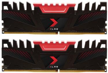 Operatīvā atmiņa (RAM) PNY XLR8 MD16GK2D4320016AXR DDR4 16 GB