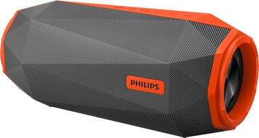 Philips SB500 Bluetooth Speaker Grey/Orange