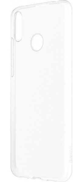 Huawei Back Case for Huawei Y7 2019 Transparent