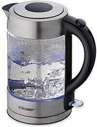 Cloer 4429 Electric Kettle 1.7L 2200W Silver
