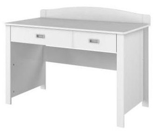 Bellamy Writing Desk Fino White