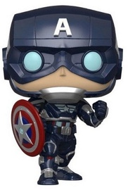 Funko Pop! Games Marvel Avengers Captain America Stark Tech Suit 627