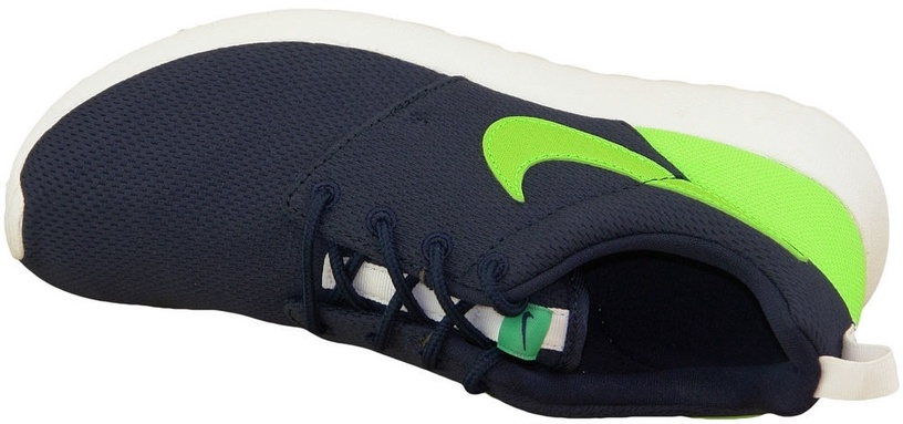 Nike Running Shoes Roshe One Gs 599728-413 Blue 38