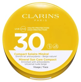 Clarins Mineral Sun Care Compact SPF30 11.5ml Nude Beige