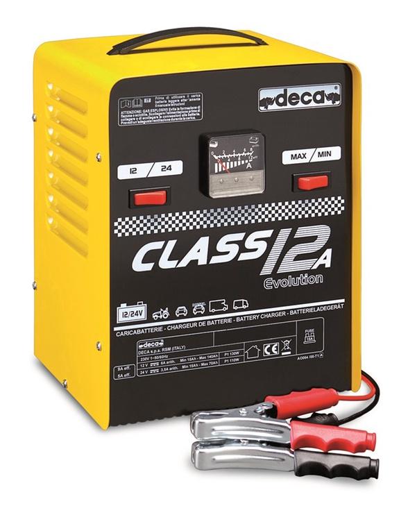 Зарядное устройство Deca Class 12 A, 12 - 24 В, 6 а