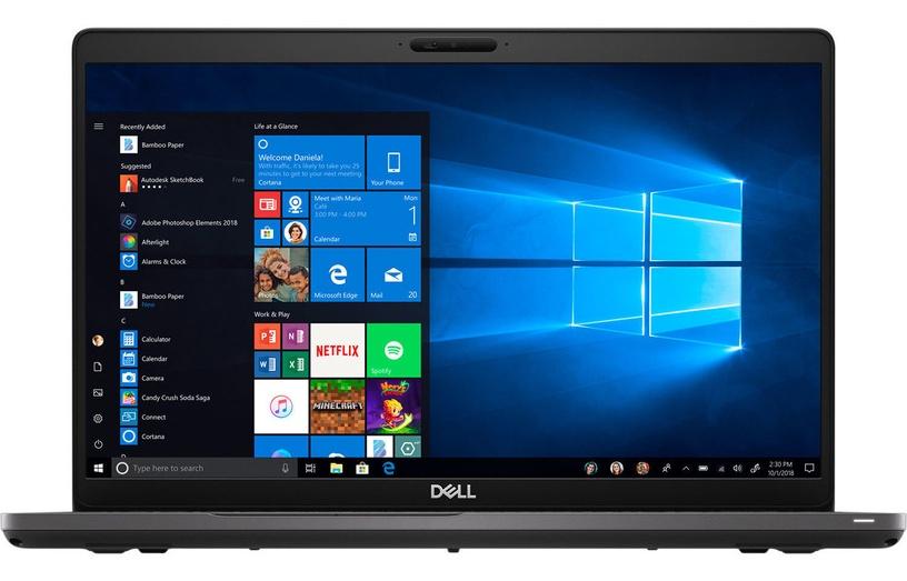 Dell Latitude 5500 Black N023L550015EMEA_US